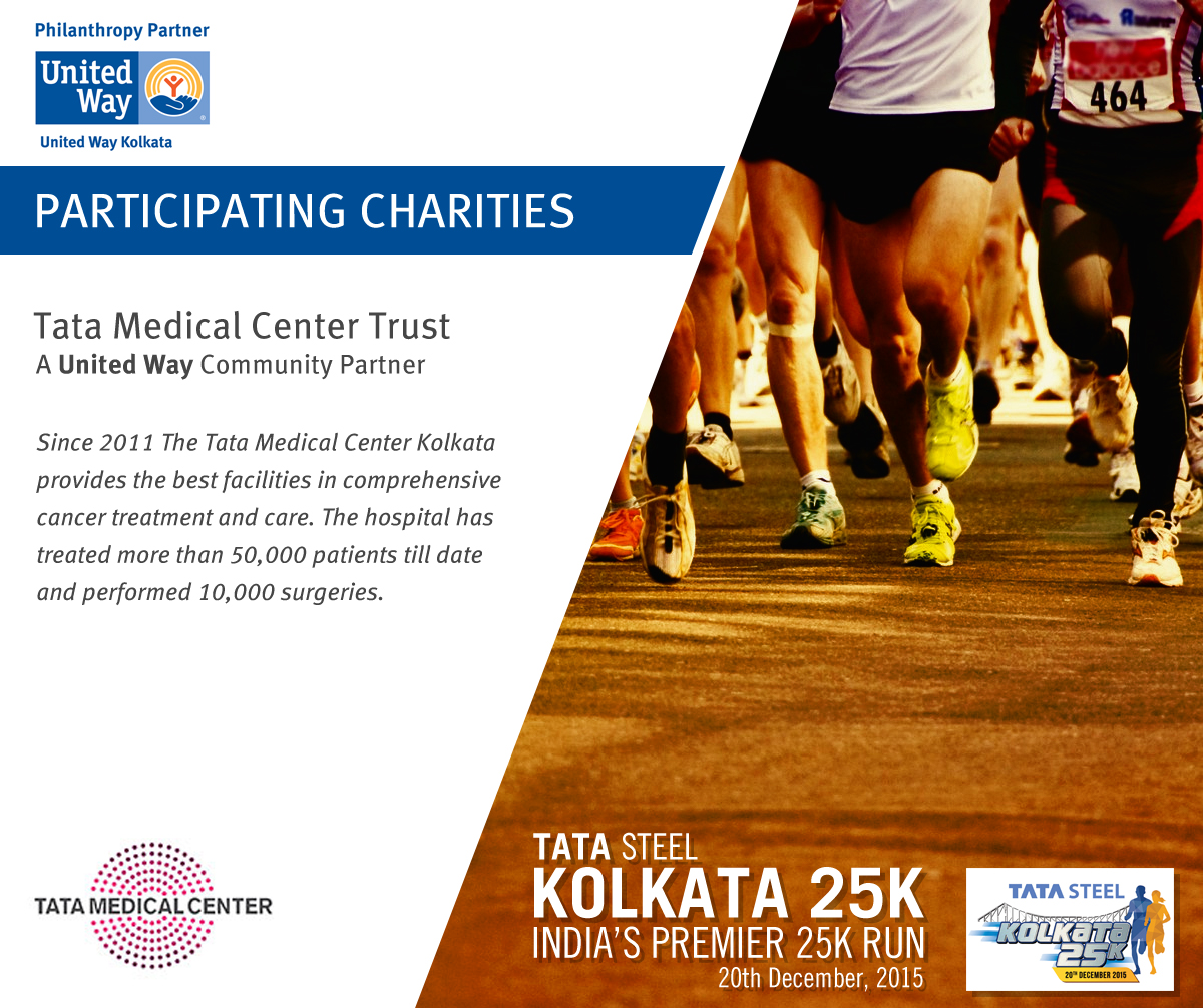 Charity Post  Tata Medical Center Trust